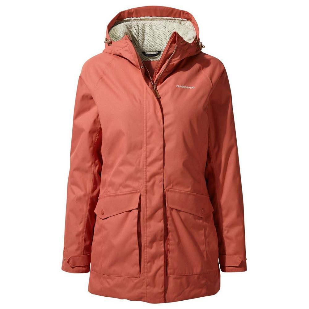 Craghoppers Womens Madigan 3-in-1/Waterproof Jacket