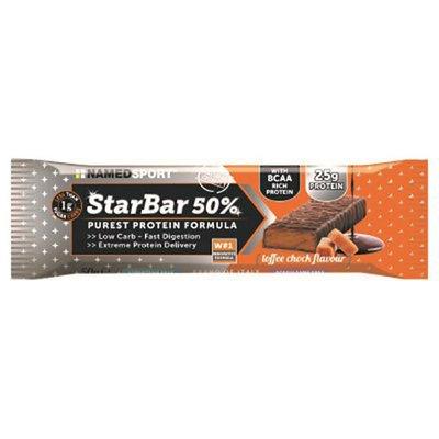 Named-sport Starbar 50% Protein 50gr X 24 Bars