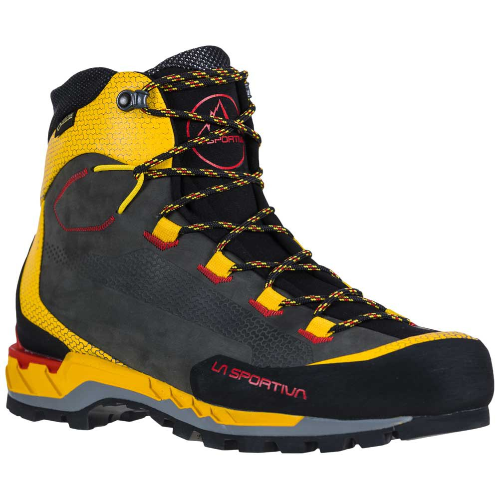 La sportiva Trango Tech Leather Goretex Yellow, Trekkinn