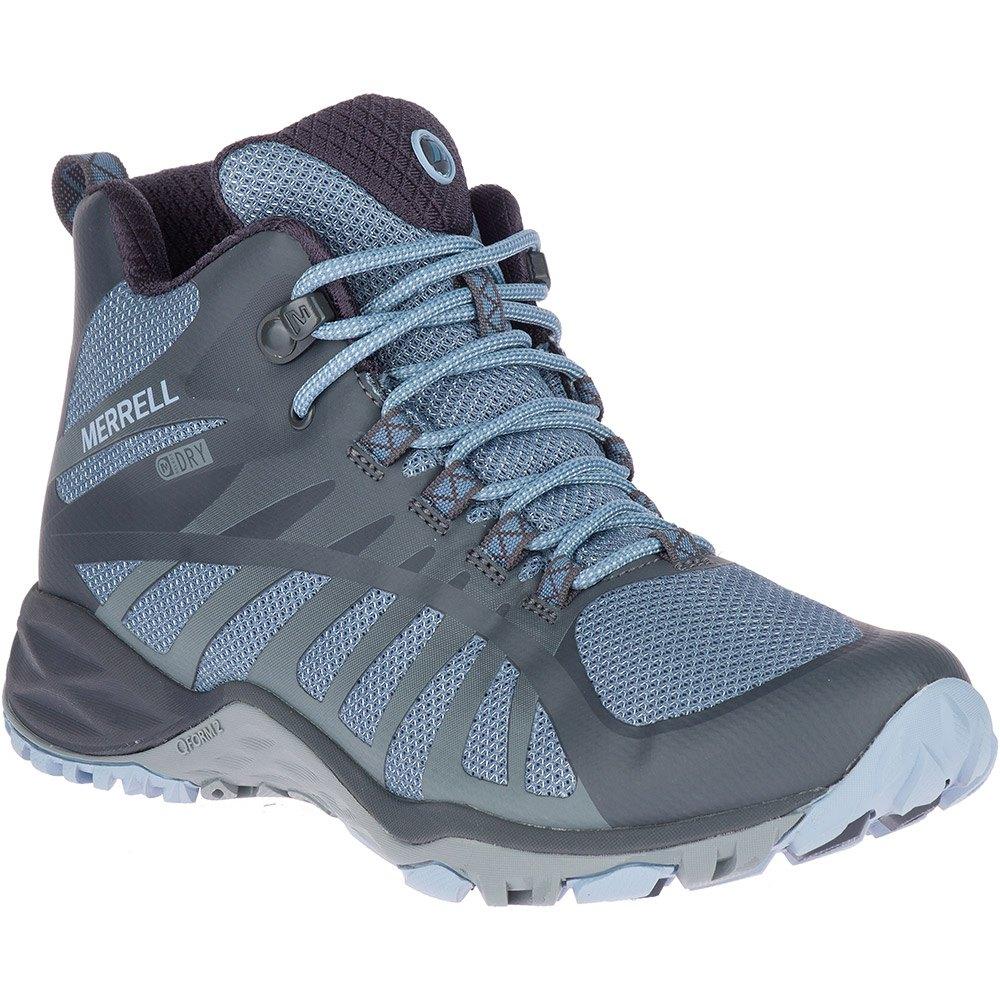 Merrell Womens Siren Edge 3 Mid Waterproof Hiking Boot