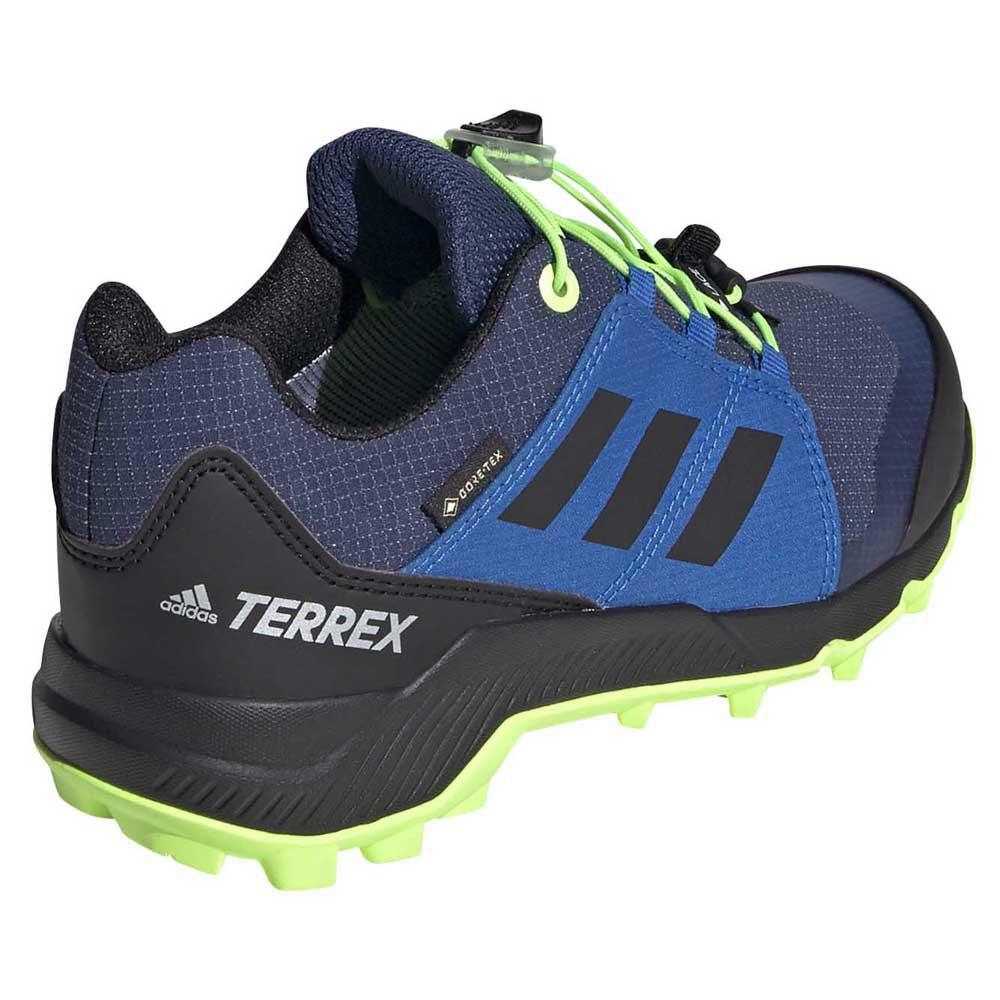 Se convierte en Un fiel Contabilidad  adidas Terrex Goretex Kid Blue buy and offers on Trekkinn