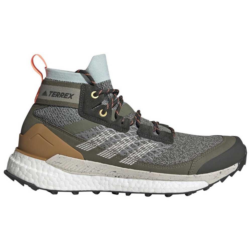 adidas Terrex Free Hiker Blue Grey buy and offers on Trekkinn
