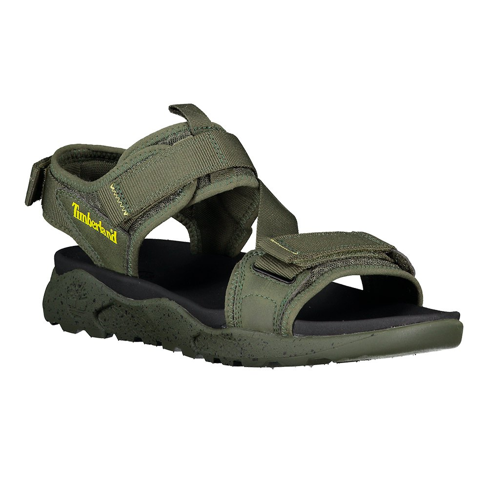 Timberland sandals with smart wool footbed