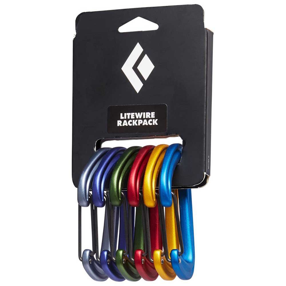 Black diamond Lite Wire 6 Pack