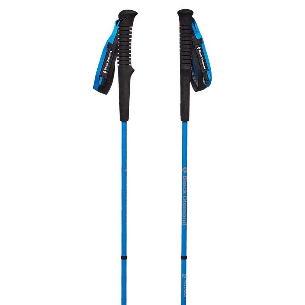 Bâtons de randonnée Black-diamond Distance Carbon 115 cm Ultra Blue