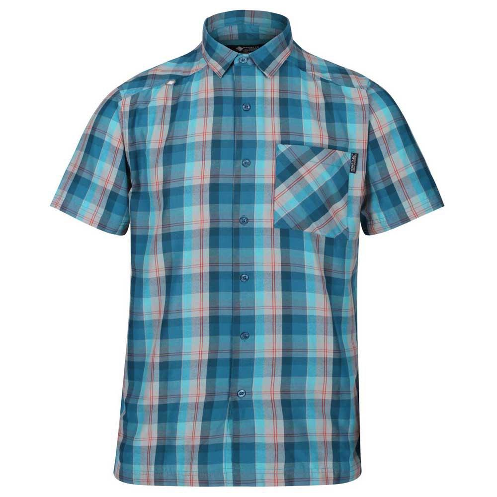 Regatta Mindano V carreaux Mèche Shirt