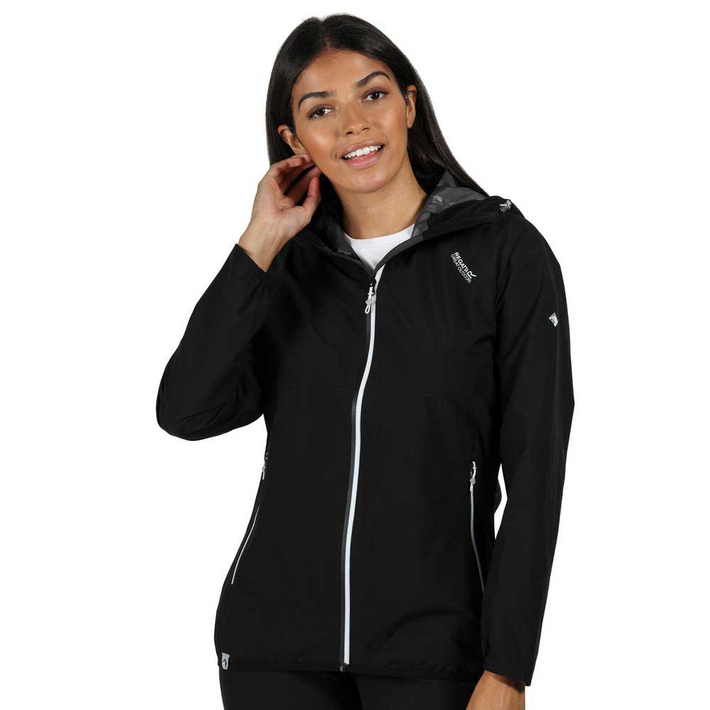Regatta Womens//Ladies Imber II Waterproof Durable Hooded Jacket Coat