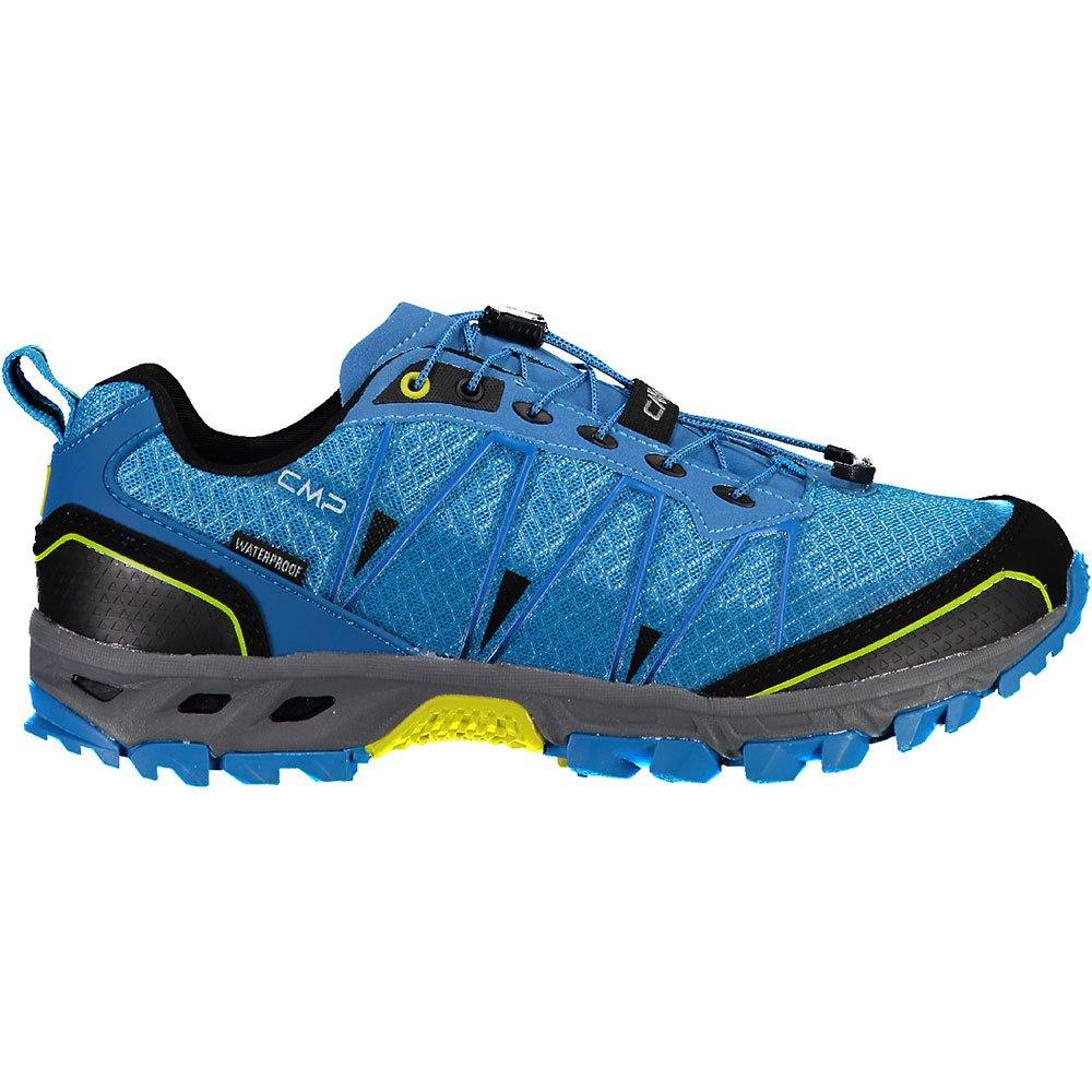 CMP zapatillas calzado deportivo altak Trail Shoes gris ligeramente monocromo Mesh
