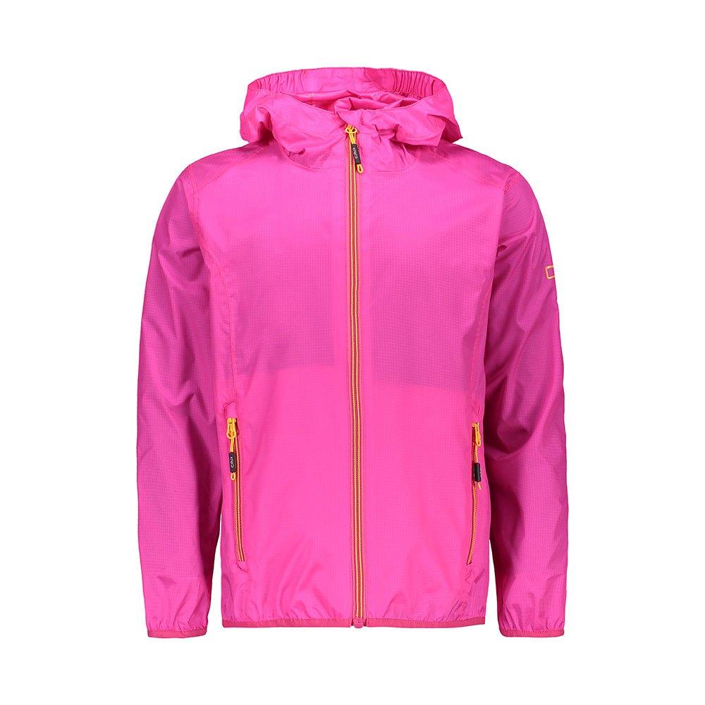Fix Hood Rain Jacket
