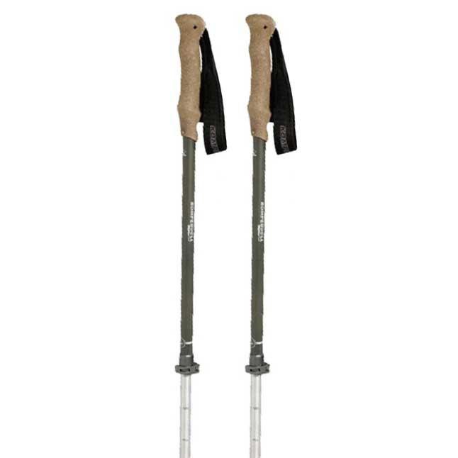 Bâtons de randonnée Komperdell Ridgehiker Cork Powerlock 105-140 cm