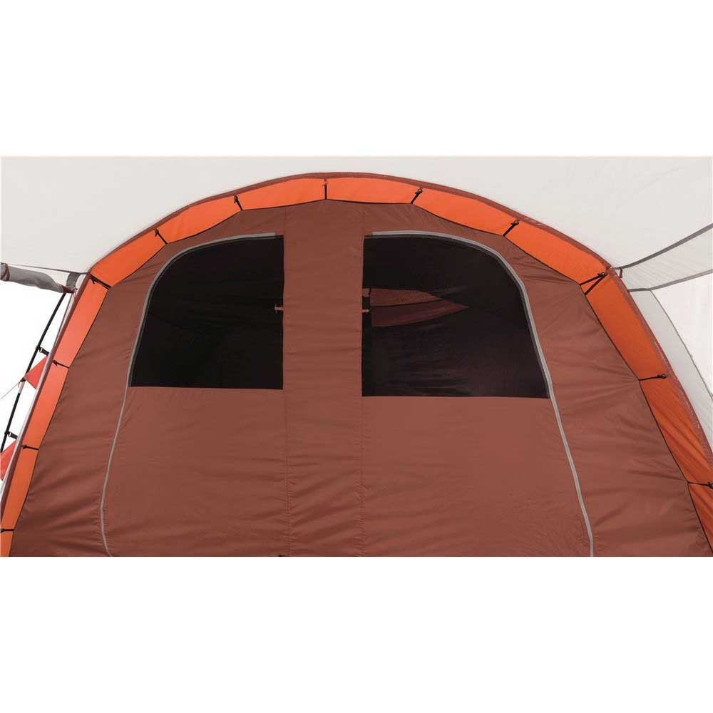 Easycamp Huntsville Twin 600 Röd köp och erbjuder, Trekkinn Tält