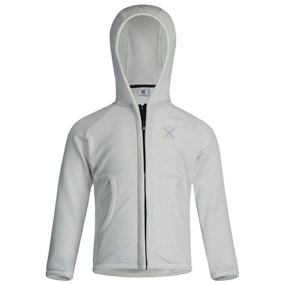 Sweatshirts Montura Stretch Hoody Baby 105 cm White