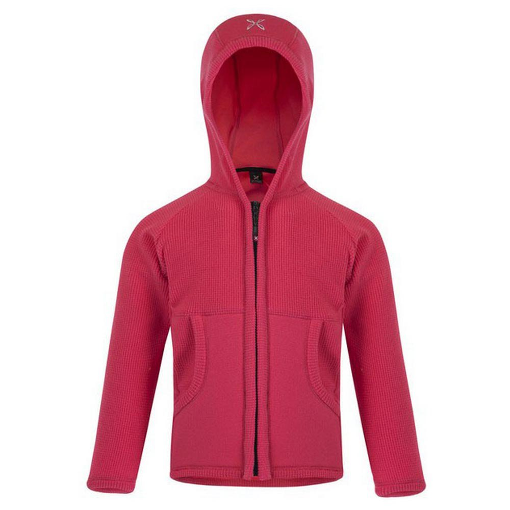 Sweatshirts Montura Stretch Hoody Baby 105 cm Pink Sugar