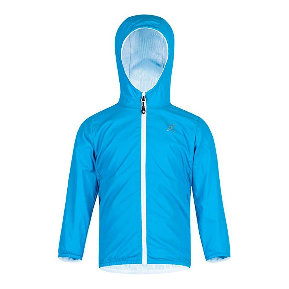 Sweatshirts Montura Outdoor Spring Baby 105 cm Turquoise / White