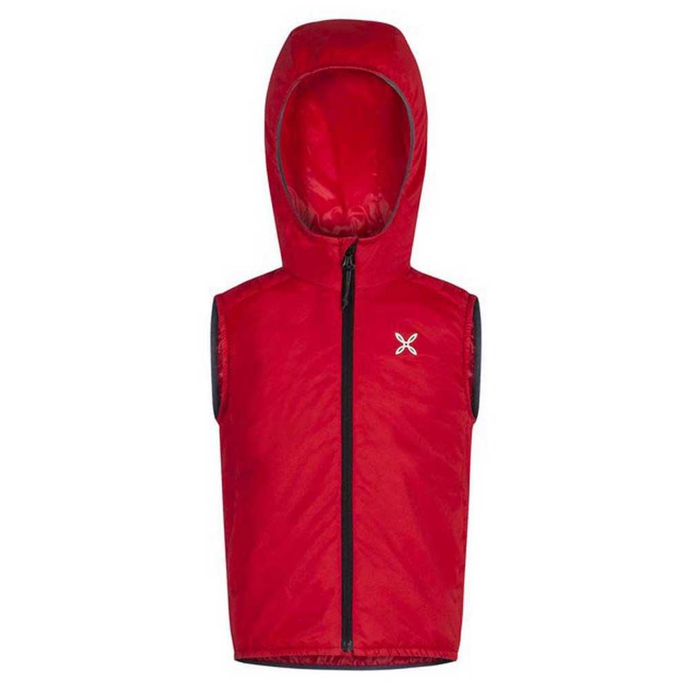 Gilets Montura 4 Season Baby 105 cm Red