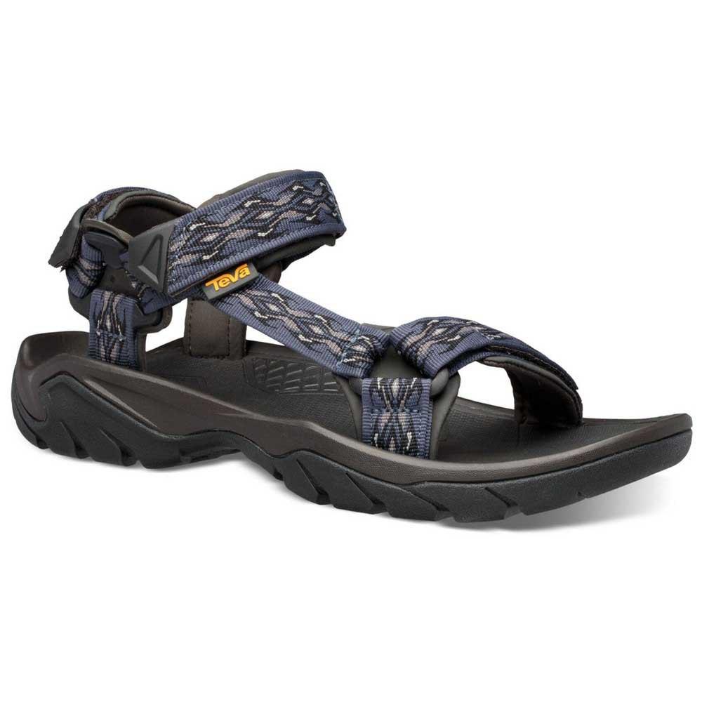 Teva Terra Fi 5 Universal Mens Sandals Black