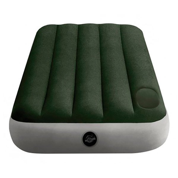 Intex Twin Camping Mattress With Fiber-Tech