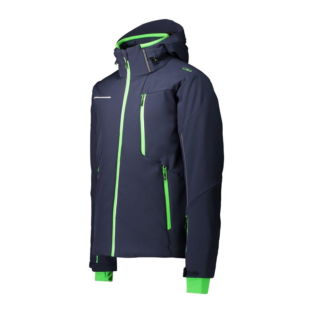CMP Man Jacket Zip Hood Blu comprare e offerta su Trekkinn