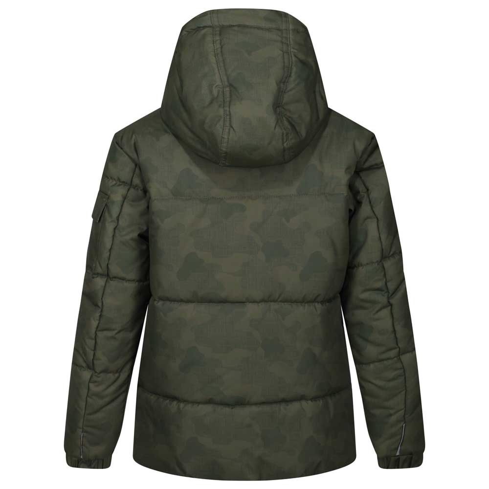 Regatta Unisex Kids Perico Water Repellent Fabric With Thermoguard Insulation Jacket