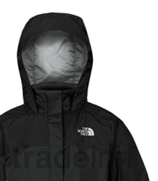 the north face resolve jacket hyvent girl comprar y ofertas en trekkinn. Black Bedroom Furniture Sets. Home Design Ideas