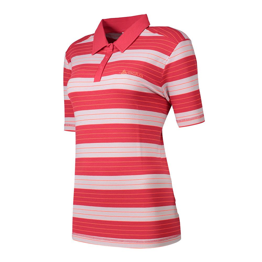 Odlo Polo Shirt Stripes Ss Custom