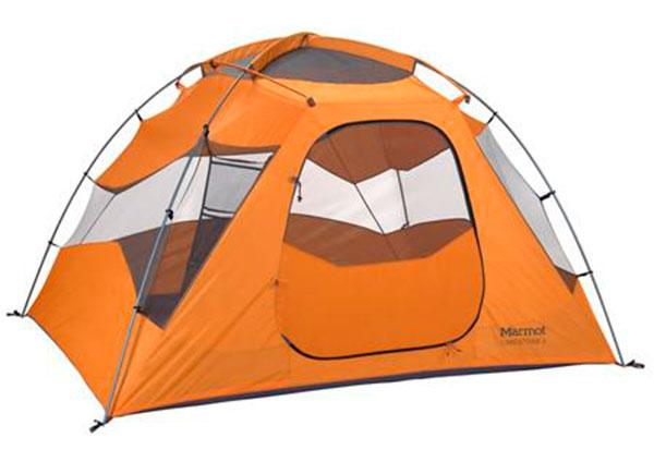 sc 1 st  Trekkinn & Marmot Limestone 4p Tent Pale Pumpkin/terra Cotta Trekkinn