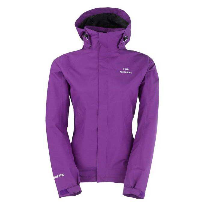 EIDER Denali Goretex Performance Shell Grape
