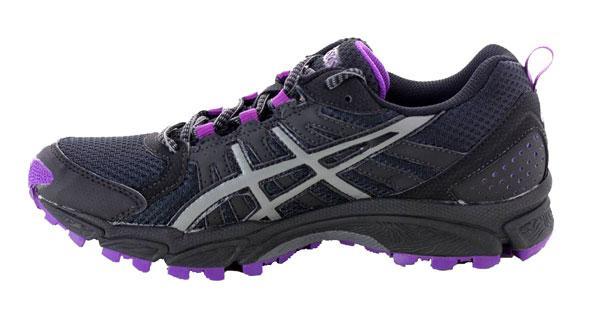 asics lady gel-lahar gore-tex 3 trail running shoes