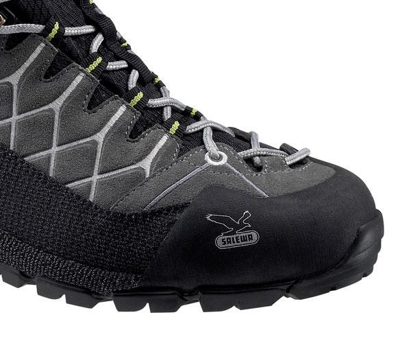Salewa Alp Trainer Mid Goretex Smoke buy and offers on Trekkinn ac3b0e8b14