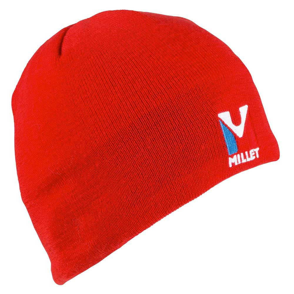 Millet Active Wool Beanie Red buy and offers on Trekkinn aaca3c48402