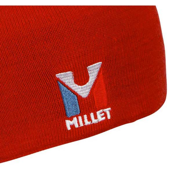4c6c1b04624b Millet Active Wool Beanie Red buy and offers on Trekkinn