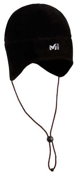6ab5bb2485bd6 Millet Fleece Ear Flap Polartec Black