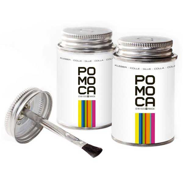 Pomoca Can Of Glue With Brush 150gr