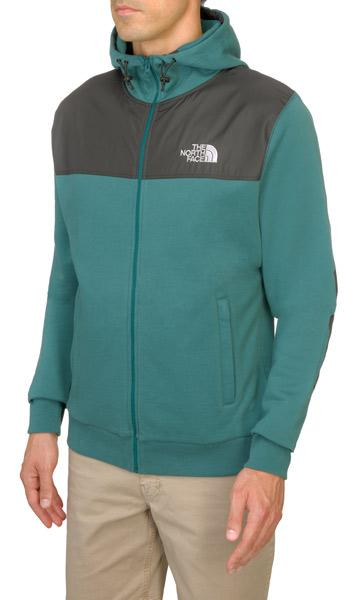041e7794e The north face Heritage Mountain Full Zip Hoodie , Trekkinn Gensere