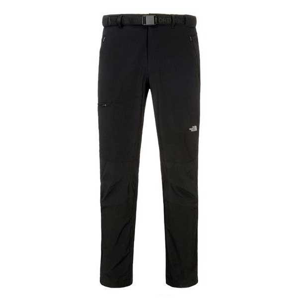 ff33b5bfc50b6 The north face Speedlight Pantalones Tiro Normal Negro