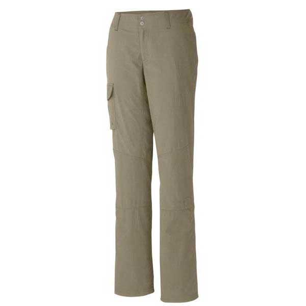 Columbia Silver Ridge Pantalones Tiro Normal