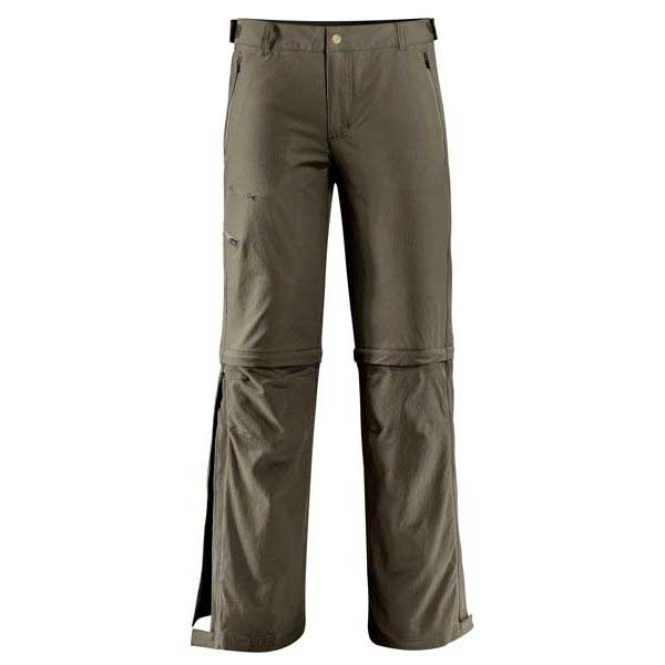 VAUDE Farley Stretch Zip II Pants Short