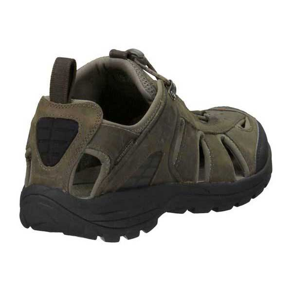 18886f8c50b Teva Kimtah Sandal Leather Black buy and offers on Trekkinn
