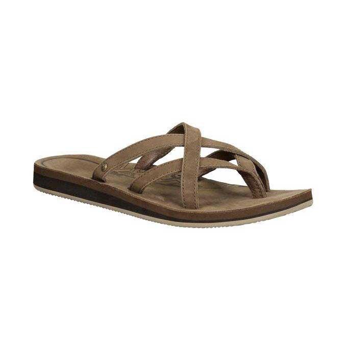 9663d24610c593 Teva Olowahu Leather buy and offers on Trekkinn