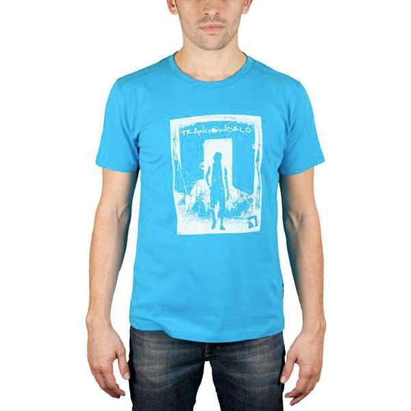 T-shirts Trangoworld Fonten Man