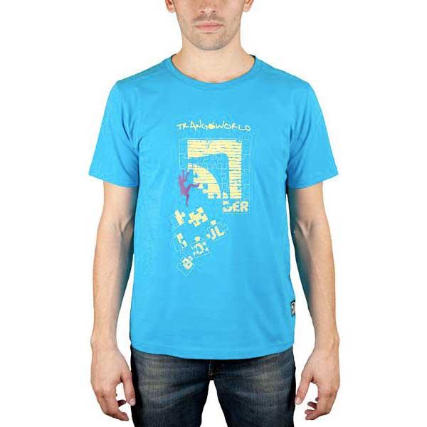 T-shirts Trangoworld Puzzle Man