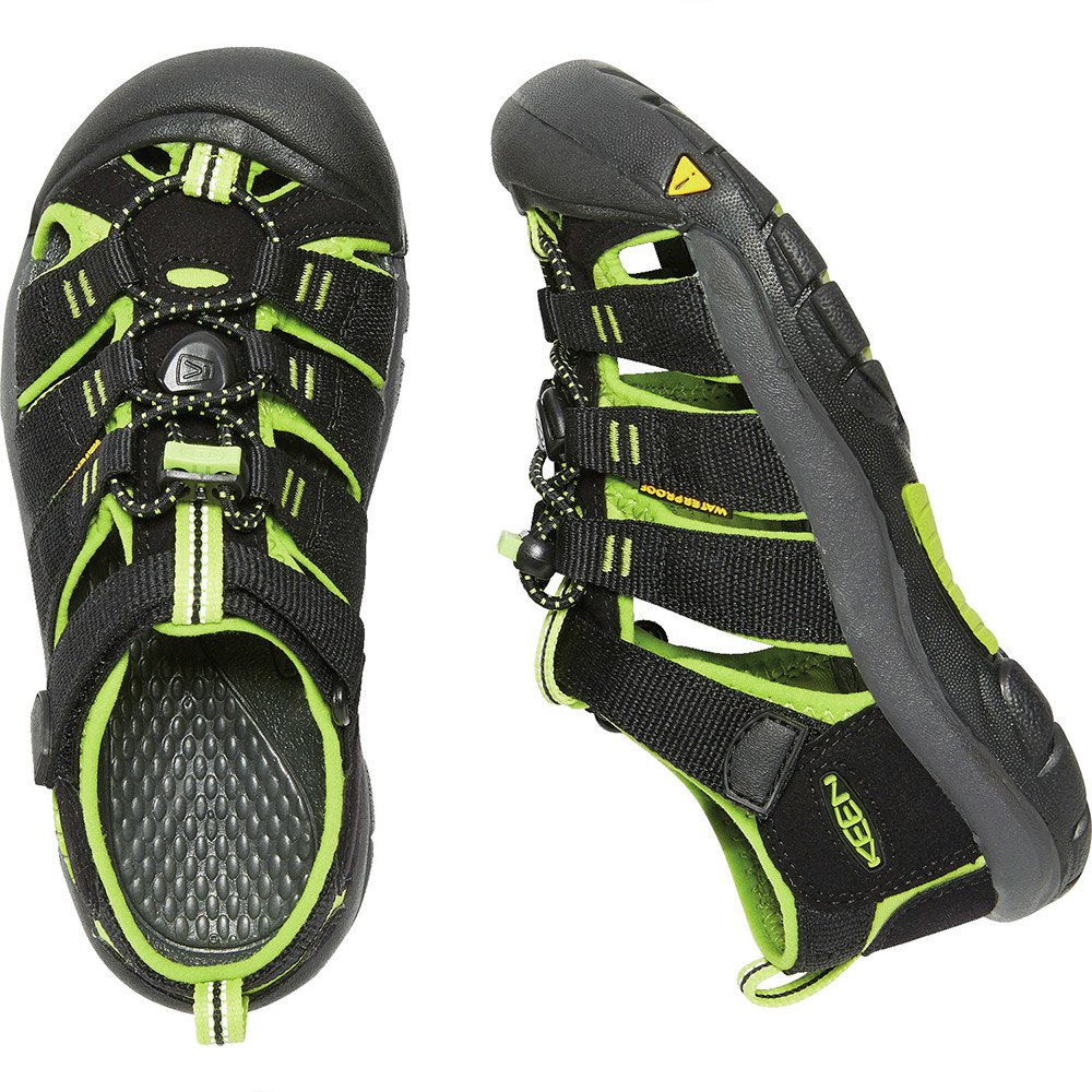 a892fa9acd85 Keen Newport H2 Youth Green buy and offers on Trekkinn