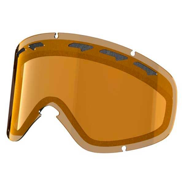 64b33948577 Oakley 02 XS Replacement Lenses Brown buy and offers on Trekkinn