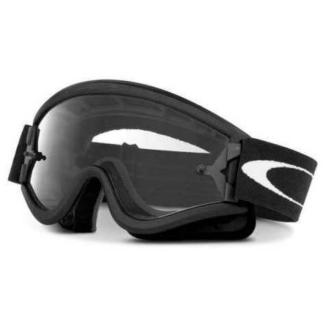74a57af6dc Oakley L Frame MX Black buy and offers on Trekkinn