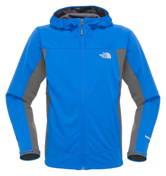 THE NORTH FACE Cipher Hybrid Hoodie Windstopper Nautical Blue