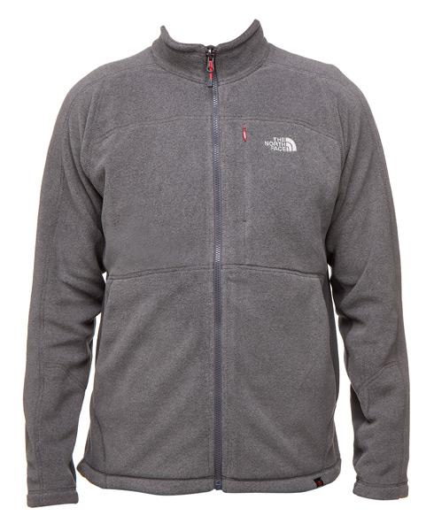 b496c089dc1f The north face 200 Shadow Full Zip Polartec Thermal Pro Graphite Grey  Heather