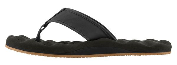 bb3f7e46750 ... The north face Base Camp Leather Flip-Flop TNF Black ...