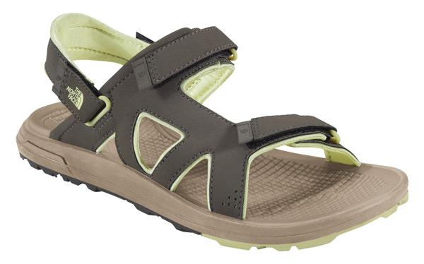 chanclas the north face mujer