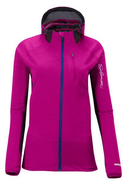 lowest price c3f7d 99cbd Salomon XA Windstopper Softshell Jacket Fancy Pink, Trekkinn
