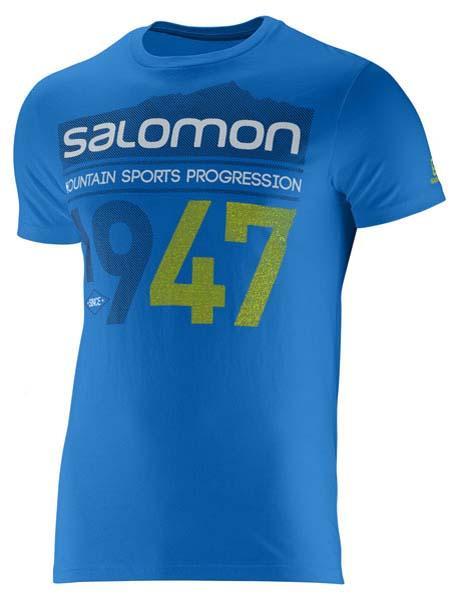 SALOMON 1947 Logo S/s Tee
